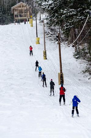 Mt Ascutney Ski Tow