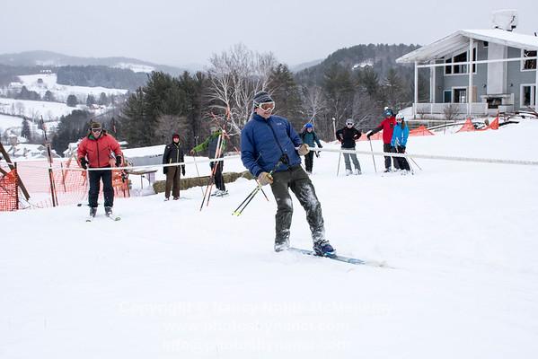 Mt Ascutney Ski Tow Opens