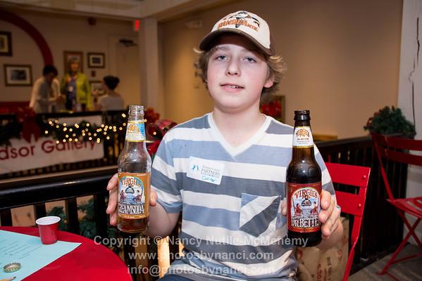 WCP Soda Tasting
