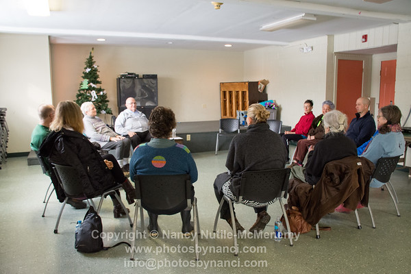 Winter Holiday Meditation in Hartland
