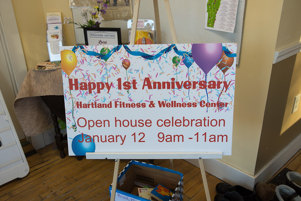 Hartland Fitness and Wellness 1st Anniversary