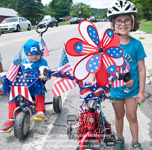 Brownsville 4th Parade