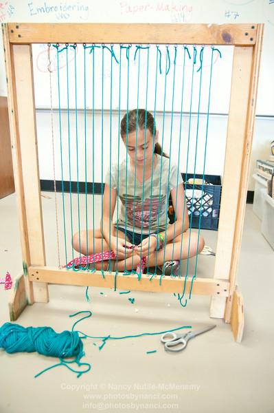 Fiber Arts Camp