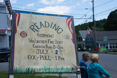 Reading Old Home Day 2017
