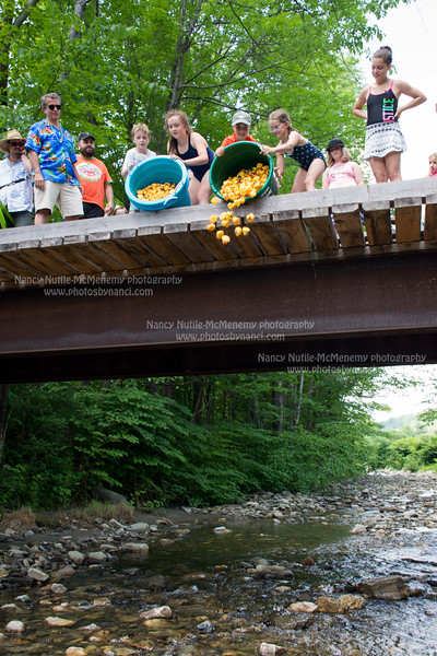 12th Annual Reading Vermont Duck Derby