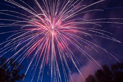 Behind the Scene-Fireworks DIsplay