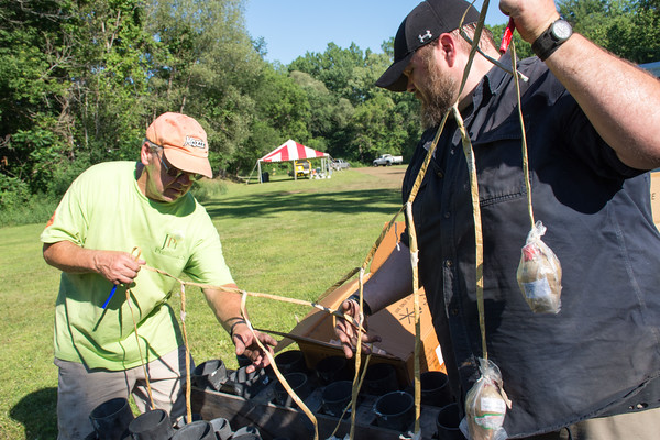 Behind the Scene at Hartland's Fireworks