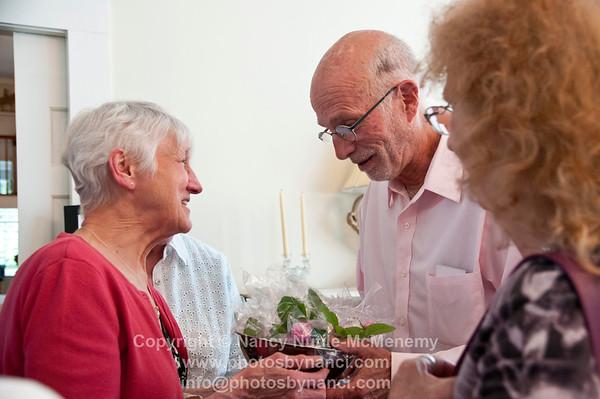 Dr. Beach Conger Retirement