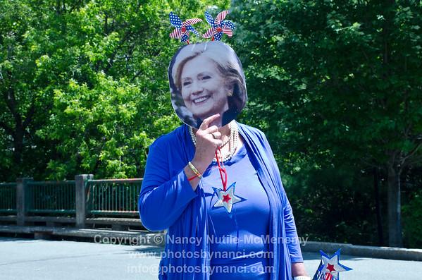 Woodstock Alumni Parade 2015