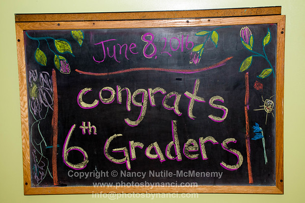 Reading Elementary School Class of 2016