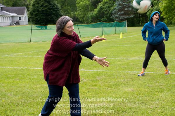 Susan Murphy PE Teacher Retires