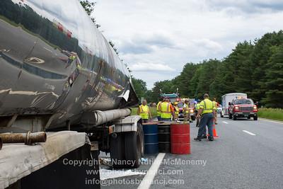 I91 Oil SPill