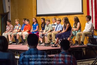 Prosper Valley School Class of 2017