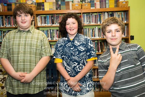 RES Grade 6 Celebration