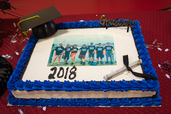 Albert Bridge School Graduation Program 2018