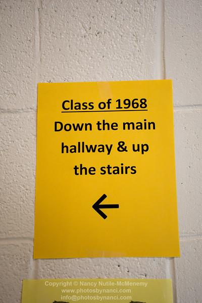 WUHS Class of 1968 Reception