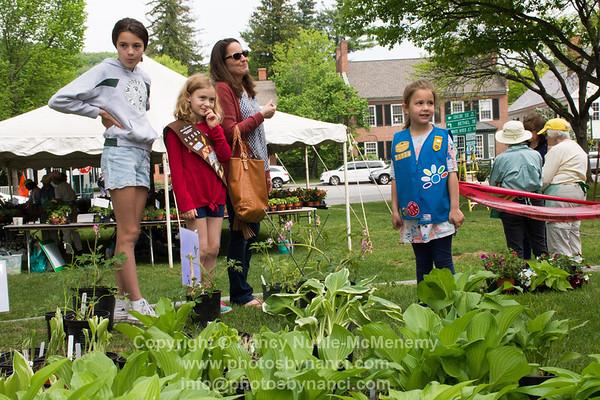 Woodstock Garden Club Plant Sale
