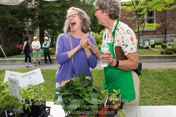 Woodstock Garden Club Plant Sale