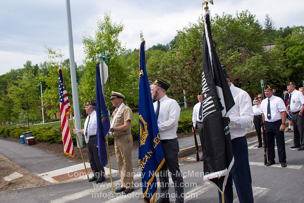 Woodstock Memorial Day Parade2018