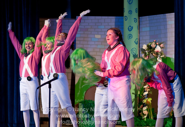 Hartland Players Willy Wonka