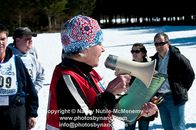 Vermont Special Olympics Winter Games