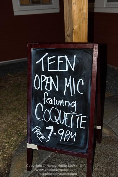 ArtisTree-Teen Night Open Mic