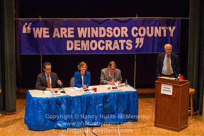 Vermont Democrats Gubernatorial Debate