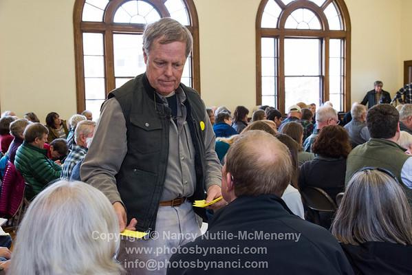 West Windsor Town Meeting 2016