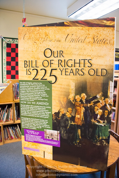 Bill of Rights Exhibit