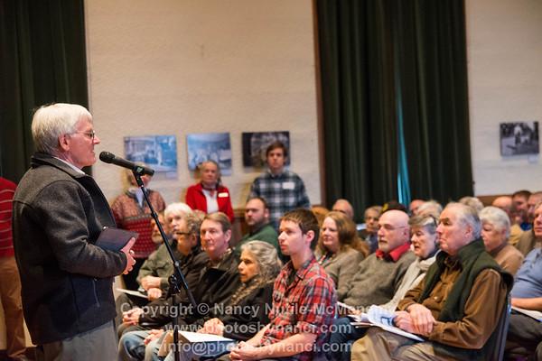Town Meeting Hartland VT