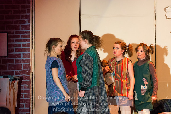The Musical Annie Performed by Hartland Elementary School