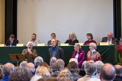 Hartland Town Meeting 2018