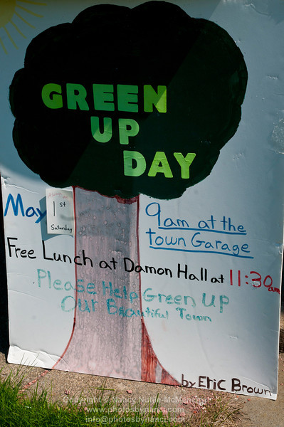 Hartland Green Up Day 2011