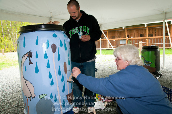 2nd Annual Art on A Rain Barrel Festival