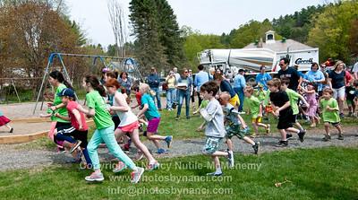Spring Into Summer Family Fun Run
