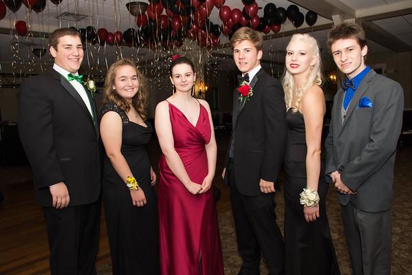 WUHS Prom 2016