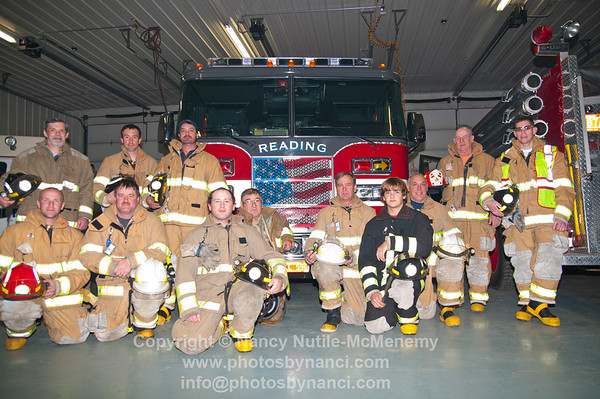 Reading Fire Fighters