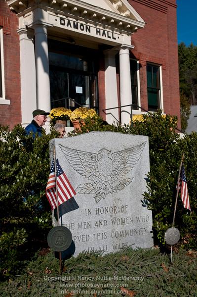 Veterans Day Hartland 2014