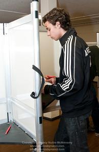 Voting in Hartland