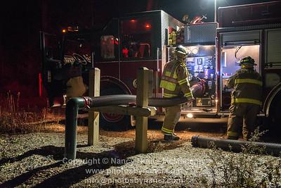 Fire Little Ascutney Rd