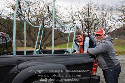 Suicide Six Ski Lift Chair Fundraiser