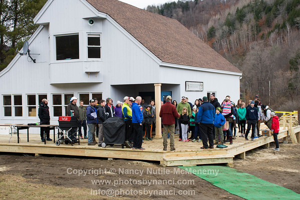 Woodstock Ski Runners Kick-Off