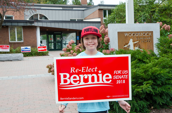 Rally for Bernie