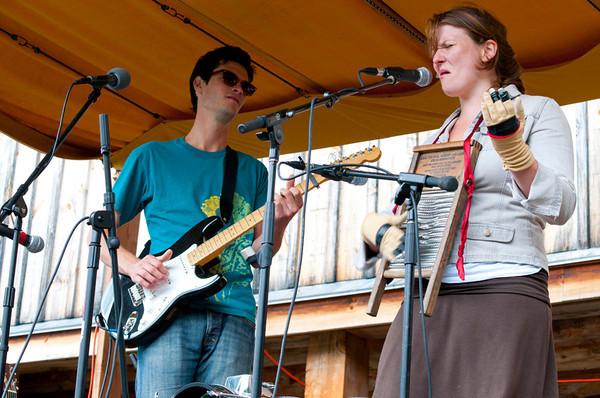 Plymouth Folk Bluegrass Festival
