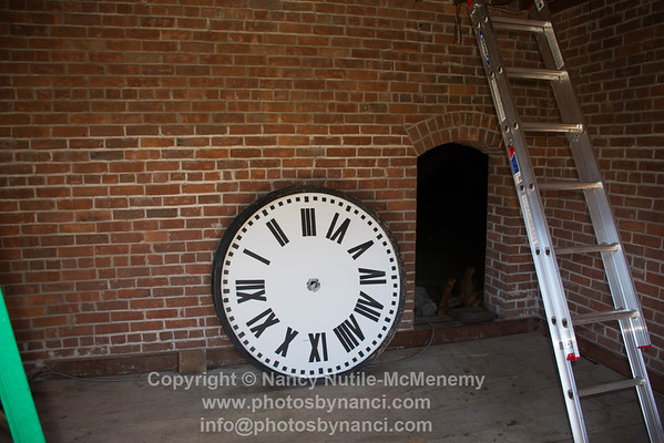 West Windsor Clock Returns