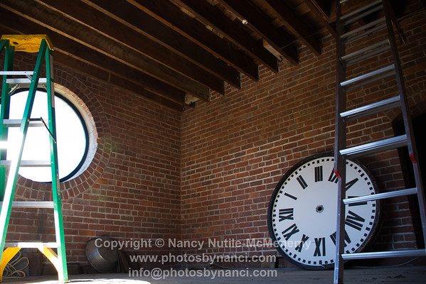 West Windsor Clock Returns