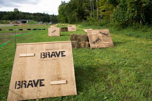 Brave Challenge-Be Brave Today