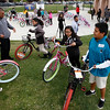 Students get New Bikes