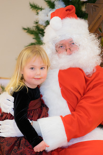 Verndale Santa Photos 2015