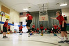 HOLLY PELCZYNSKI - BENNINGTON BANNER Students from Vernon Elementary School visit Pownal Elementary School to show off some of their tricks.